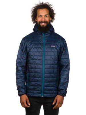 Herren Snowboard Jacke Patagonia Nano Puff Hoody Jacket