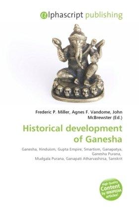 Historical development of Ganesha