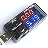 Powerbank/Computer/USB Mobile Power Battery Tester Voltage Current Detector