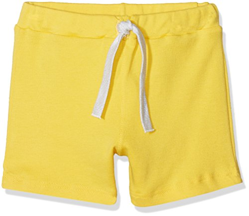 Petit Bateau Baby-Jungen Shorts 28825, Gelb (Ble 42), 92 (Herstellergröße: 24m/86cm)