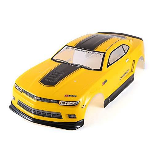 CHANNIKO-DE 1/10 RC Auto Shell Körper für J601-7 1:10 Rennwagen Auto Flache Sport Drift Fahrzeug RTR Spielzeug Teile Muitlcolors (Rc-car-shell)