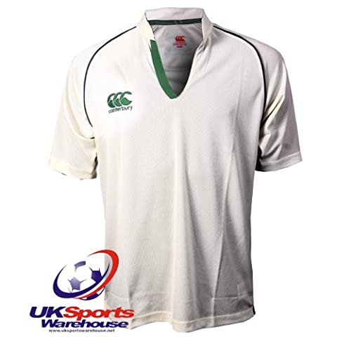 Canterbury Pro Cricket Shirt (Small Boys)