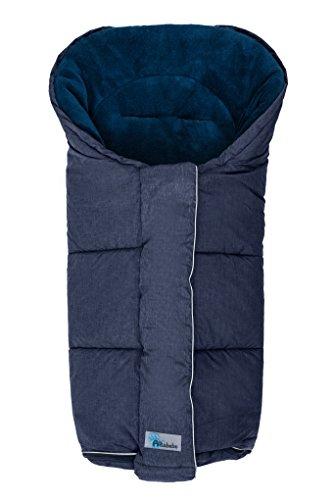 Altabebe al2277p-49 sacco termico invernale per passegino, blu/marina, 12-36 mesi