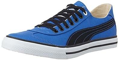 Puma Men's 917 Lo DP Princess Blue-Black Mesh Casual Sneakers - 10UK/India (44.5EU)