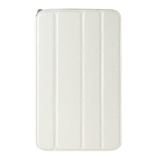 Melkco LGPA83LCSC6WELC Premium Leder Case für LG Optimus G Pad 21,1 cm (8,3 Zoll) weiß