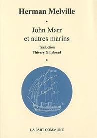 John Marr et autres marins par Herman Melville