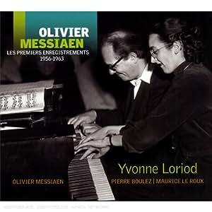 Olivier Messiaen : Les Premiers Enregistrements 1956-1962 (Coffret 7 CD)