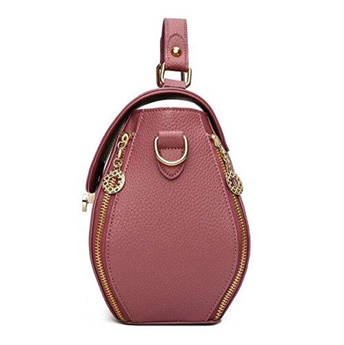 Damenhandtasche Art Und Weisehandtaschen Kurierbeutel-Schulterbeutel Beiläufiges Wildes Einfaches Black