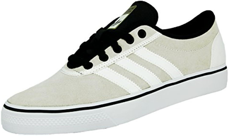 adidas Originals ADI EASE 2 Beige Wildleder Herren Sneakers Schuhe Neu