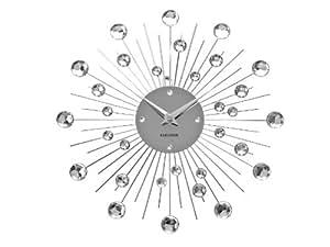 Karlsson KA4860 Horloge Sunburst Medium Crystal