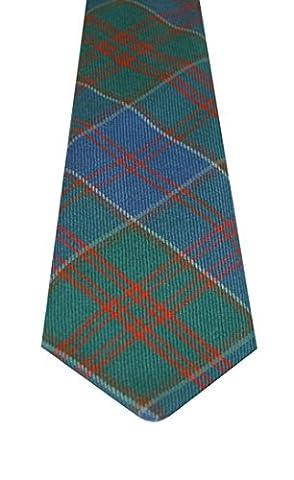 Lochcarron of Scotland Stewart of Appin Hunting Ancient Tartan Tie