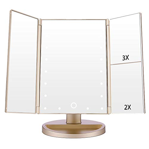 EASEHOLD Espejo de Mesa