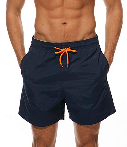 FGFD Bañador Hombre Pantalones Corto Deporte Bermudas