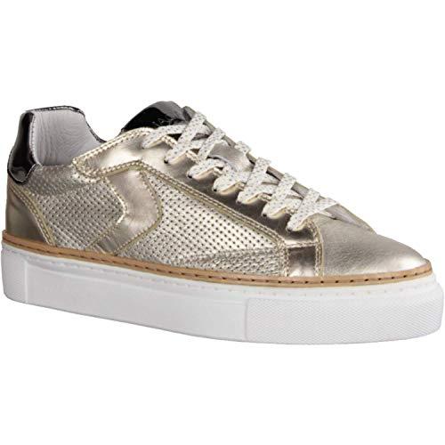 Maca Kitzbühel 2245- Damenschuhe Sneaker, Mehrfarbig, Leder