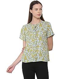 fe4ddf8aab75e2 Amazon.in: Van Heusen - Tops, T-Shirts & Shirts / Western Wear ...
