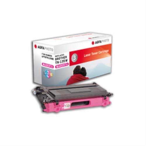 Preisvergleich Produktbild AgfaPhoto APTBTN135ME Toner für Brother DCP9040CN, 4000 Seiten, magenta