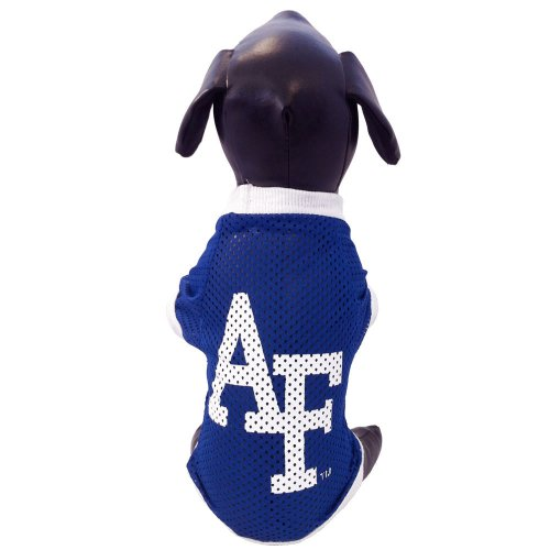NCAA Air Force Falcons Athletic Mesh Hund Jersey, Herren