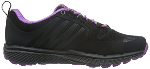 The North Face Zapatillas De Running Litewave Tr Ii Para Mujer Tnfblk/swtviolt
