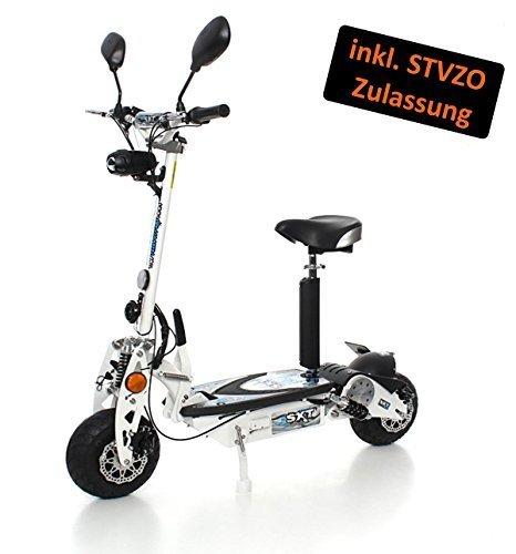 Preisvergleich Produktbild SXT SCOOTER E-Scooter SXT500 EEC,  500 Watt,  25 km / h