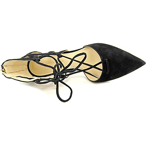 Marc Fisher Truthe Daim Talons Black Suede