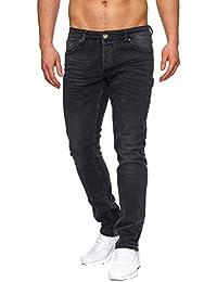Tazzio - Jeans - coupe cintrée - Homme noir Schwarz