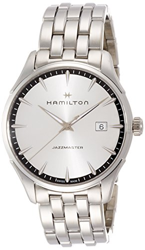 Mens Hamilton Jazzmaster Gents 40mm Watch H32451151