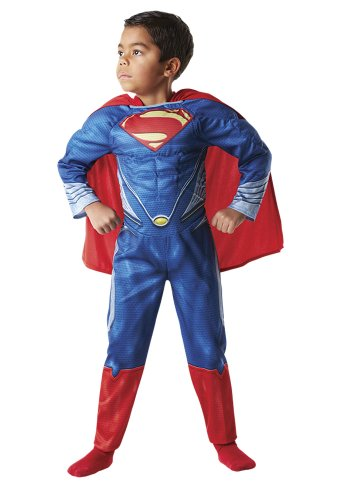 Kostüm Superman Teenager - 'Rubie 's - Kinder-Kostüm Superman musculoso