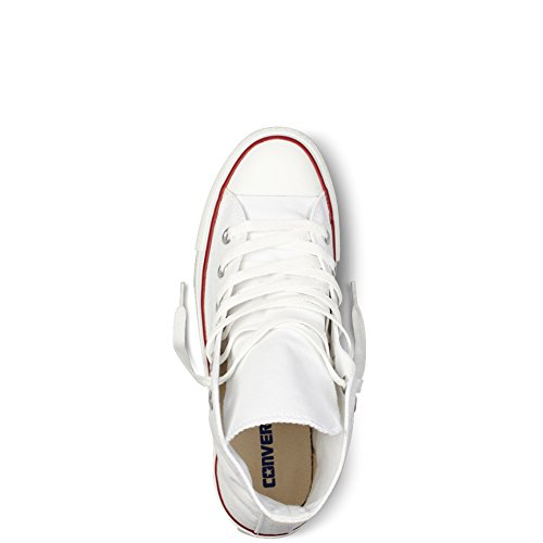 Converse Ctas Core Hi Sneaker, Unisex Adulto Optical White