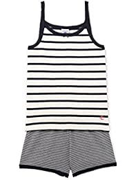 Petit Bateau Girl's Secondary Sleeping Suits