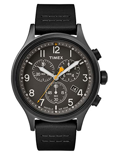 Timex Herren Chronograph Quartz Uhr Allied