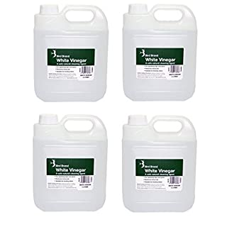 Bird Brand White Vinegar 4 litre - box of 4.