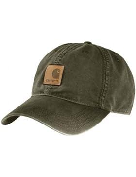 Carhartt – Odessa Cap – Verde 100289ARG uomini cappellino da baseball moda peak cappello CH100289ARG