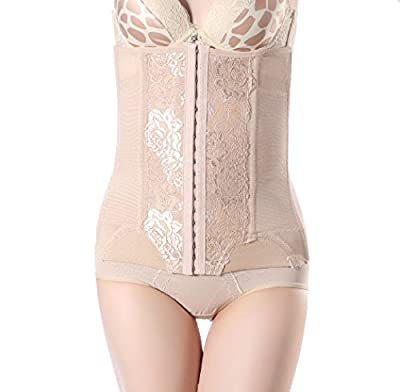 Premuim Quality Lace INSTANT TUMMY TUCK Miraclesuit Invisible Body Shaper Waist Cincher Girdle Corset. By Marielle