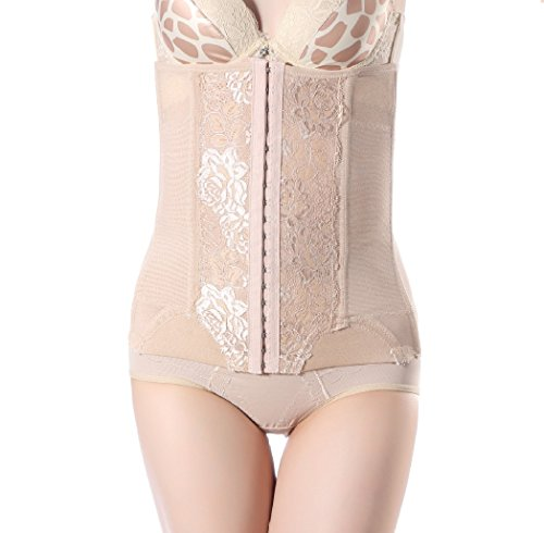 d0f3301e53735 Premuim Quality Lace INSTANT TUMMY TUCK Miraclesuit Invisible Body Shaper  Waist Cincher Girdle Corset. By Marielle