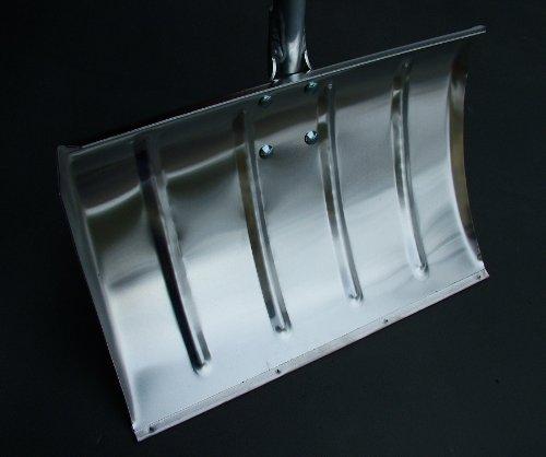 Ersatzschiebeschild für Schneeschieber Silver Maxx Alu oder Silver Pro Alu