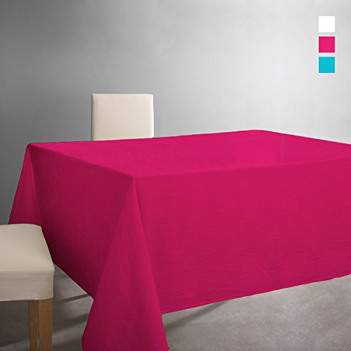 MSV MS720 - Mantel impermeable desechable, color rosa