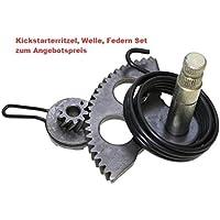 wasser Kickstarter standard Stahl f/ür MALAGUTI F15 Firefox 50 LC bis Bj. 2004