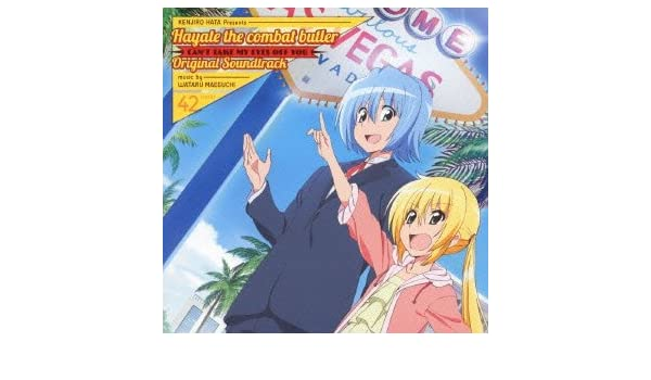 hayate no gotoku cant take my eyes off you op