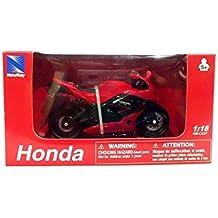 Moto Miniatura Honda CBR 600 RR Escala 1:18