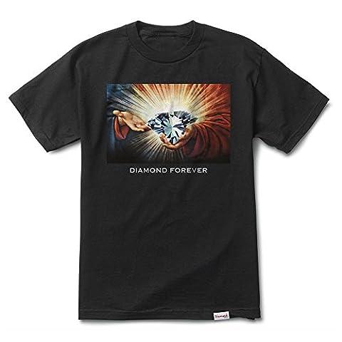 Diamond Supply Co. Men's Diamond Forever 16 SS T Shirt