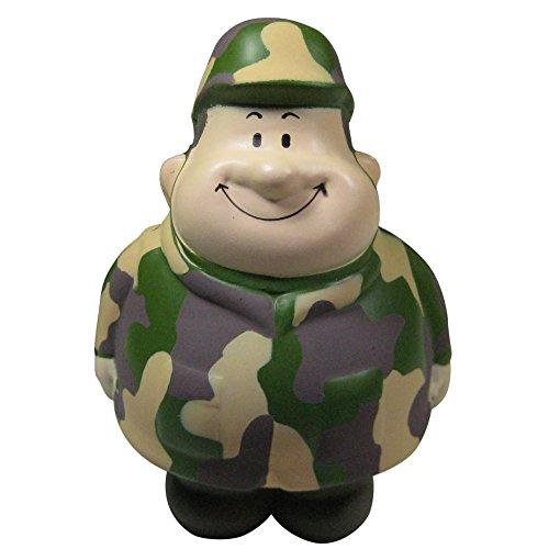 Spatzenland Anti-Stress-Squeezies Herr Bert - Soldat