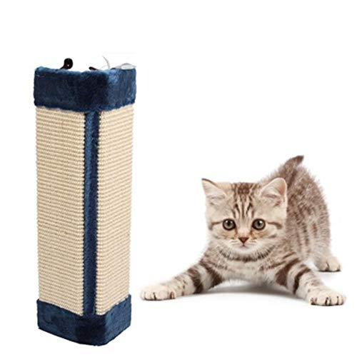 V.JUST Smart Cat Der Ultimative Kratzbaum Natürlicher Sisalmattenschutz