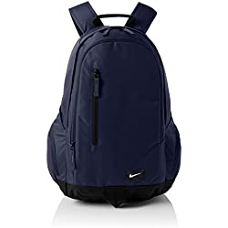 Nike Backpack All Access Fullfare Mochila, Hombre, Azul / Negro / Blanco (Obsidian / Black / White), Talla Única