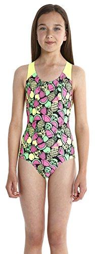 speedo-girls-all-over-splash-back-swimsuit-fruit-cocktail-black-fluorescent-grey-size-28