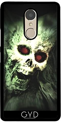 Coque pour Lenovo K6 Note - Halloween Horreur Effrayant Effrayant by Grab My Art