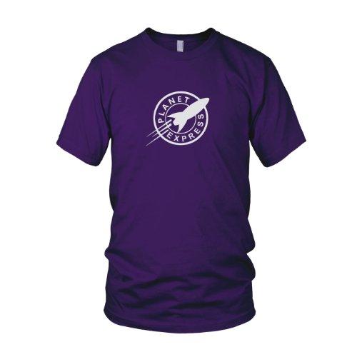 Planet Express - Herren T-Shirt, Größe: M, Farbe: ()