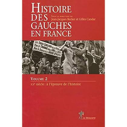 Histoire des gauches en France (02)