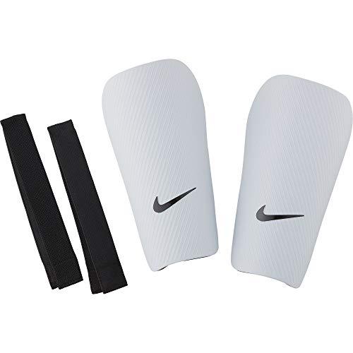Nike Kinder J CE Schienbeinschoner, White/Black, L/140-150 cm