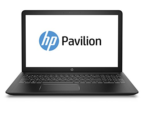 "HP Pavilion Power 15-cb037nl Notebook, Intel Core I7-7700HQ, 16 GB RAM, SATA 1 TB, 128 GB SSD, Nvidia GeForce GTX 1050, 4 GB GDDR 5, Schermo FHD IPS WLED 15,6"", 1920 X 1080, Nero Ombra"