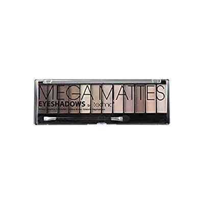 Technic Mega Matte Eyeshadow Palette by Technic